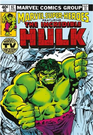 Marvel Super-Heroes Featuring The Incredible Hulk #82 - Marvel
