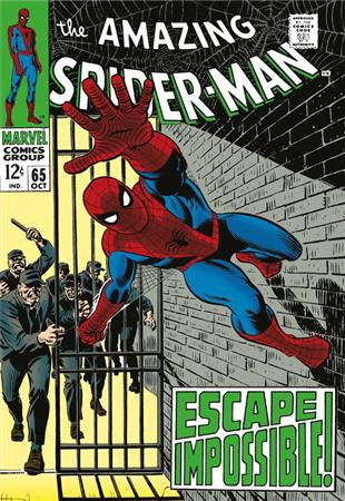 The Amazing Spider-Man #65 - Escape Impossible!
